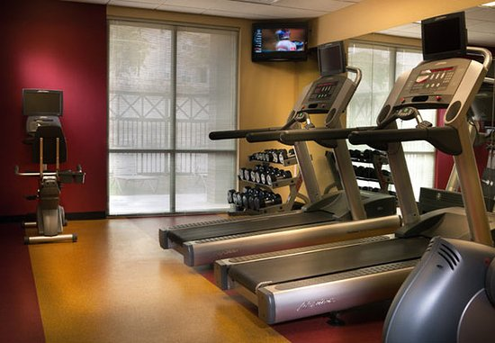 Denton, TX: Fitness Center