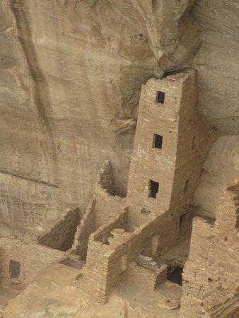 Mancos, Колорадо: Square Towerhouse Ruins