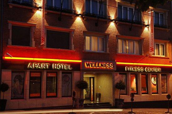 Schaerbeek, Belgien: Double Room