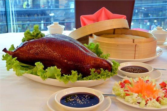 Mandarin Garden Chinese Restaurant Bangkok Chinatown