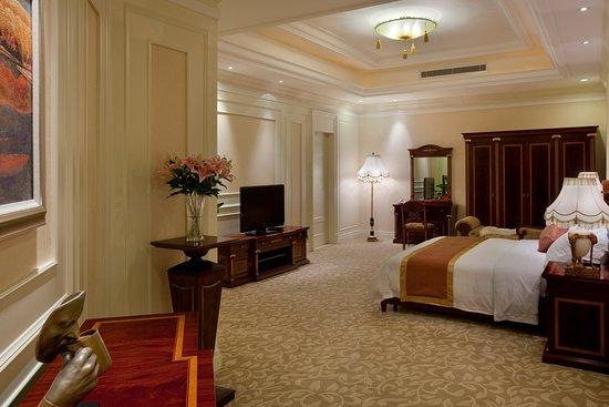 Wuhu, China: Presidential Suite