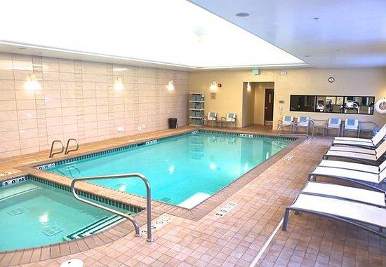 Logan, UT: Indoor Pool & Whirlpool