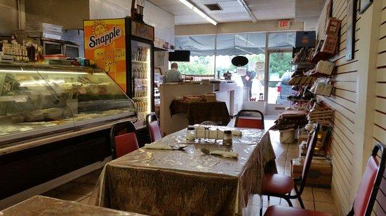 Lafayette Hill, بنسيلفانيا: Caspian Grille