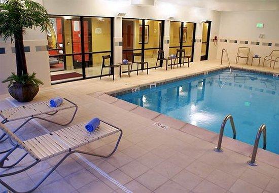 Λίμα, Οχάιο: Indoor Heated Pool