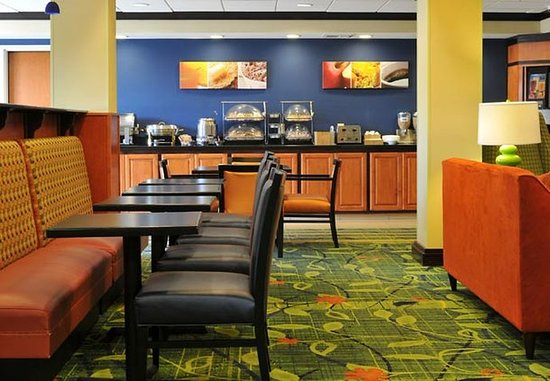 Clovis, Καλιφόρνια: Breakfast Dining Area