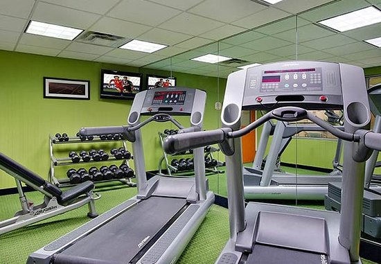 Conway, AR: Fitness Center