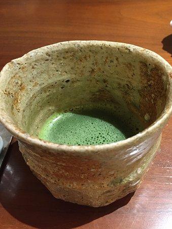 Ashiya, Japan: 最後に抹茶