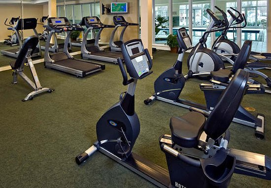 Clinton, MD: Exercise Room
