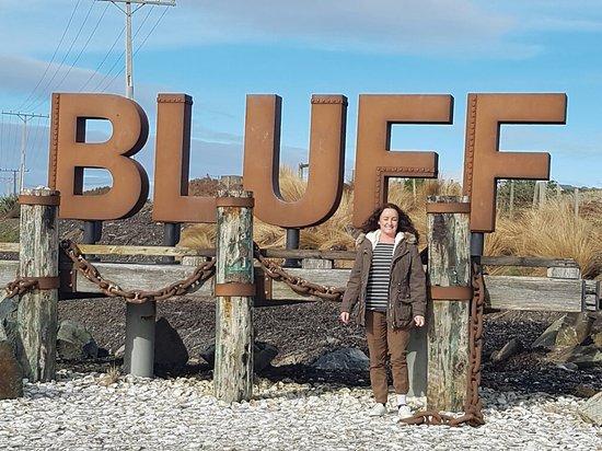 Bluff, نيوزيلندا: 20160825_145303_large.jpg