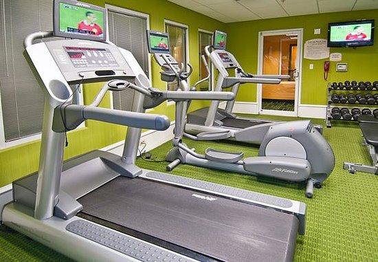 Fairfield Inn & Suites San Antonio North/Stone Oak: Fitness Center