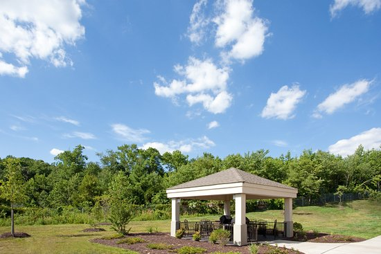 Bel Air, MD: Gazebo/Grill Area