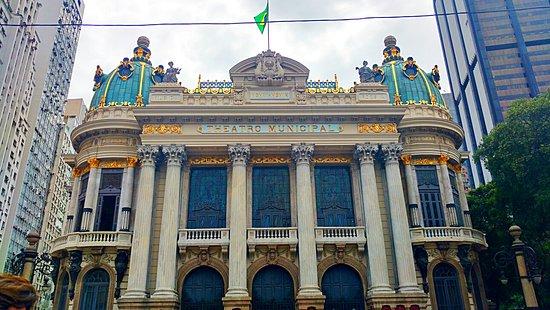 Theatro Municipal do Rio de Janeiro : Precioso