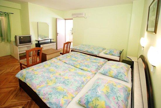 Stobrec, Kroatien: Triple Room