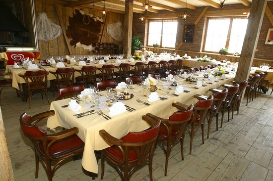Kromeriz, Tsjekkia: Restaurant