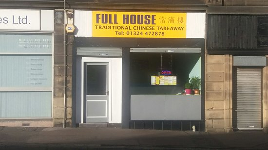 Grangemouth, UK: Mama Oriental Chinese Takeaway