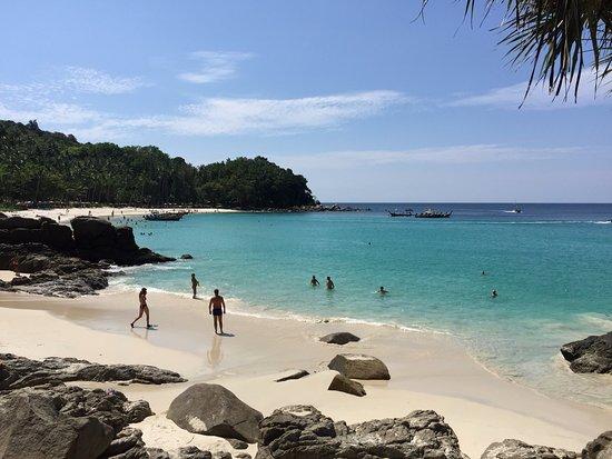 Freedom Beach Is Heaven In Phuket Picture Of Kata Beach Karon