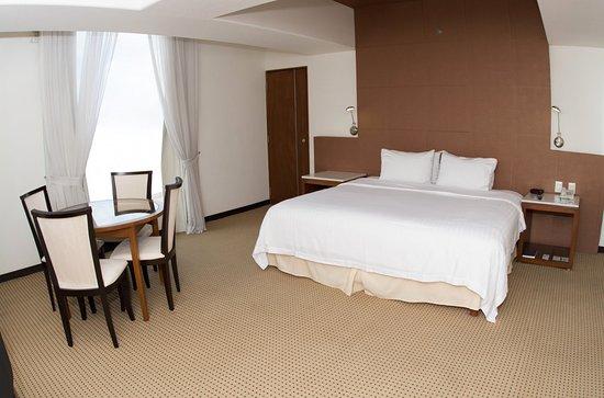 Salamanca, Meksyk: Guest Room