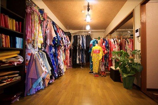 Kimono Rental Wafuku
