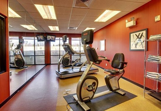 Statesville, Kuzey Carolina: Fitness Center
