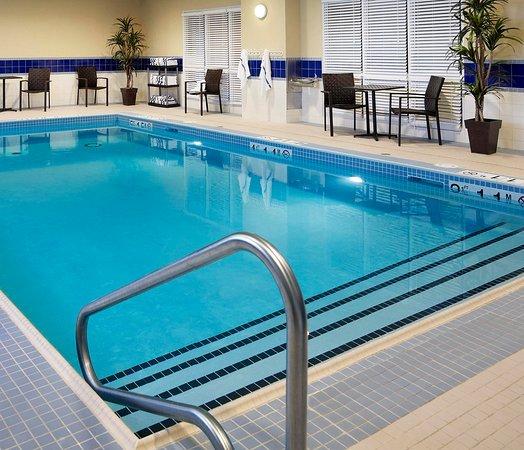 North Bay, Canadá: Heated Indoor Pool