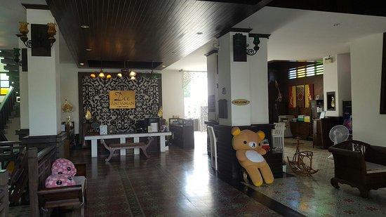 迪安達曼酒店照片