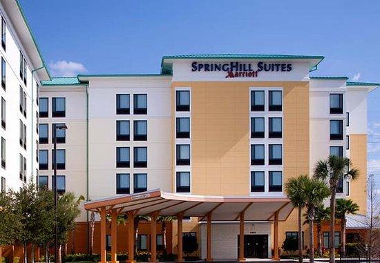 SpringHill Suites Orlando at SeaWorld®: Entrance