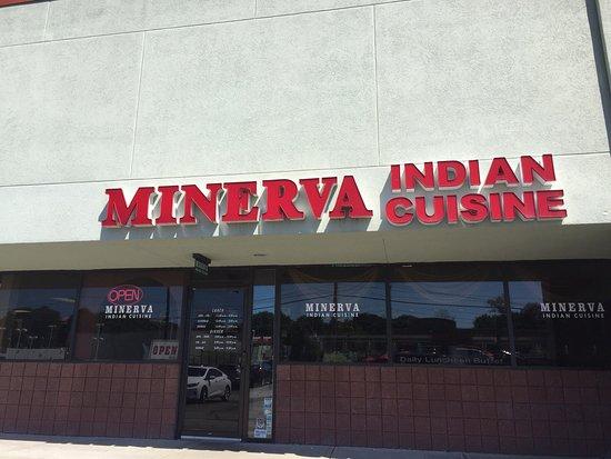 Norwood, MA: Minerva Indian Cuisine