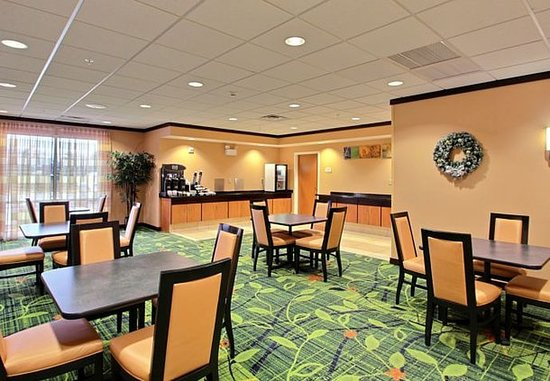 Oak Creek, WI : Dining - Breakfast Area