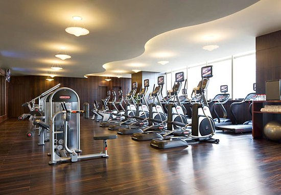 Beijing Marriott Hotel Northeast: Health Club