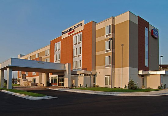 SpringHill Suites Grand Forks