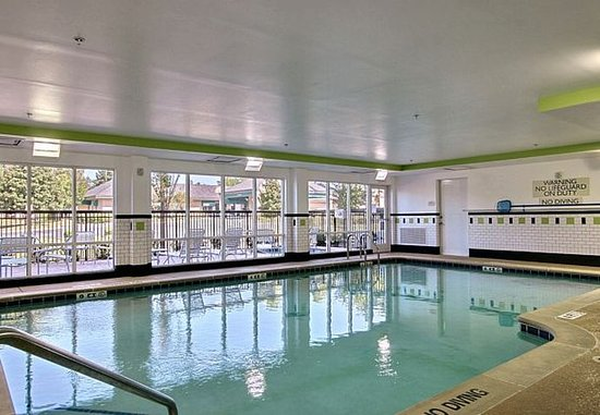 Augusta, Georgien: Indoor Pool