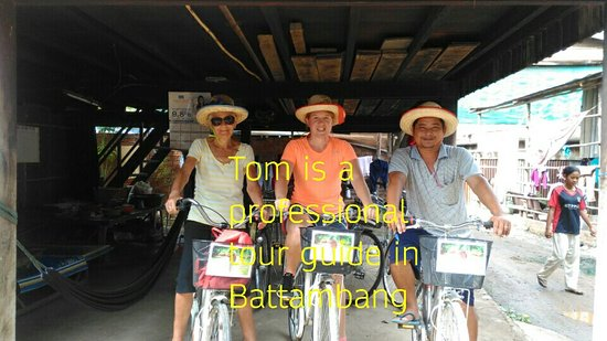 Visit in Battambang city, please click here to know more information: