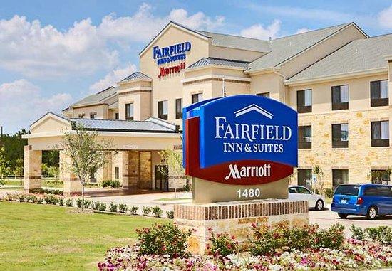 Fairfield Inn & Suites Dallas Mansfield