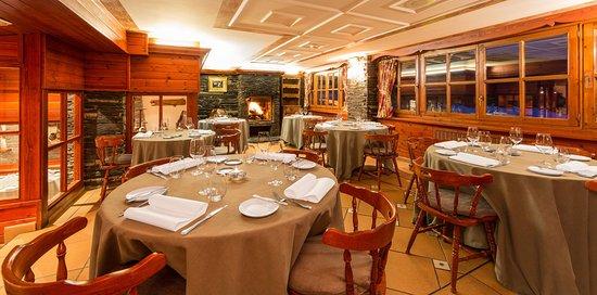Grau Roig Hotel Andorra Marmita Restaurant