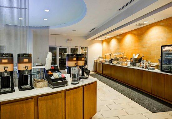 Columbia, Maryland: Breakfast Buffet