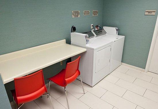 Lynchburg, Wirginia: Guest Laundry Room
