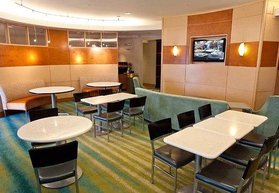 Lynchburg, Wirginia: Breakfast Seating Area