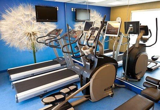 Lynchburg, Wirginia: Fitness Room