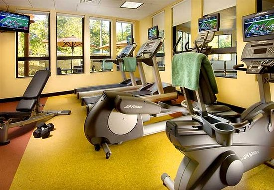 Wichita Falls, Teksas: Fitness Center