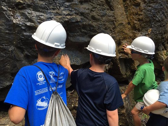 The Natural Bridge of Virginia: There is so much to explore