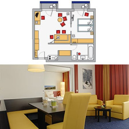 Brunnthal, Deutschland: StayBoarding 2-Room-Apartment