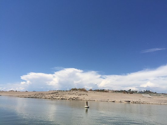 Elephant Butte, Nuevo Mexico: Fantasitic white fishing tour with Frank