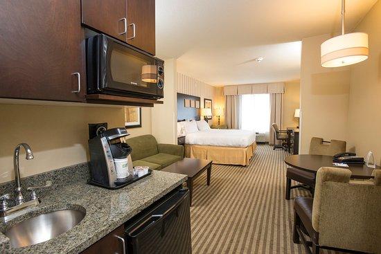 Holiday Inn Express & Suites Richwood Kentucky Executive King