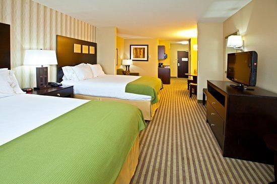 Richwood, KY: Queen Bed Guest Room