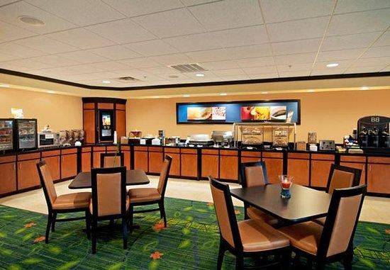Channelview, TX: Breakfast Area