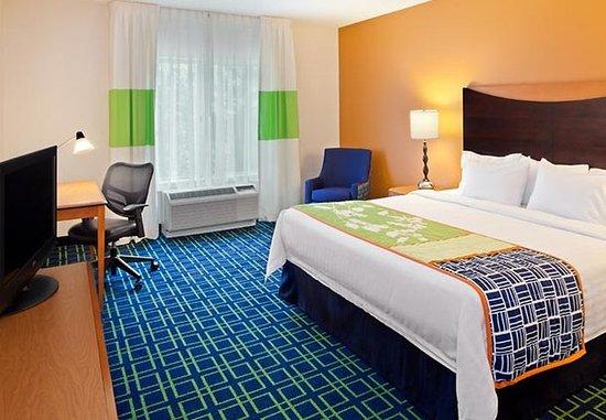 Lewisburg, Virgínia Ocidental: King Suite