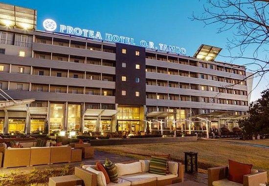 Protea Hotel O.R. Tambo Airport: Exterior