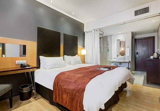 Kempton Park, Sudáfrica: Business Class King Guest Room