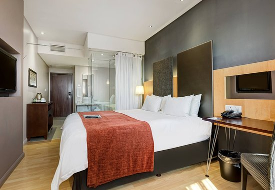 Kempton Park, Sudáfrica: First Class Deluxe Guest Room