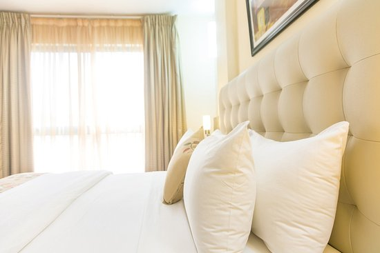 Best Western Premier Accra Airport Hotel : Rooms